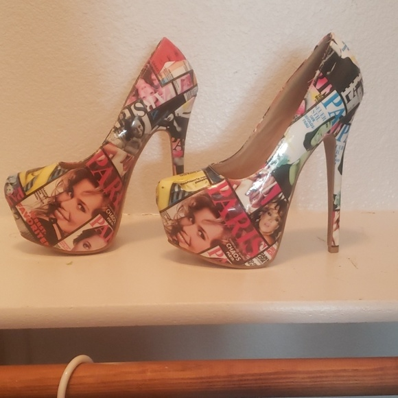 Shoes - Heel shoes